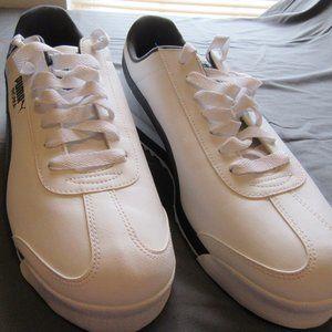 Mens Puma Roma Sneakers Shoes Sz 12